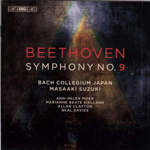 Ludwig van Beethoven, Symphony No. 9 in D major / BIS